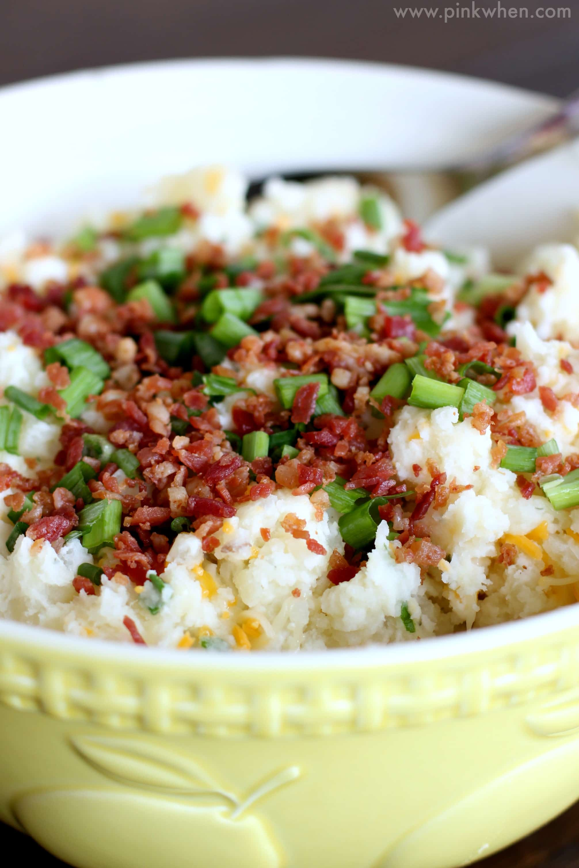 ... potatoes you are going to love this creamy loaded baked potato salad