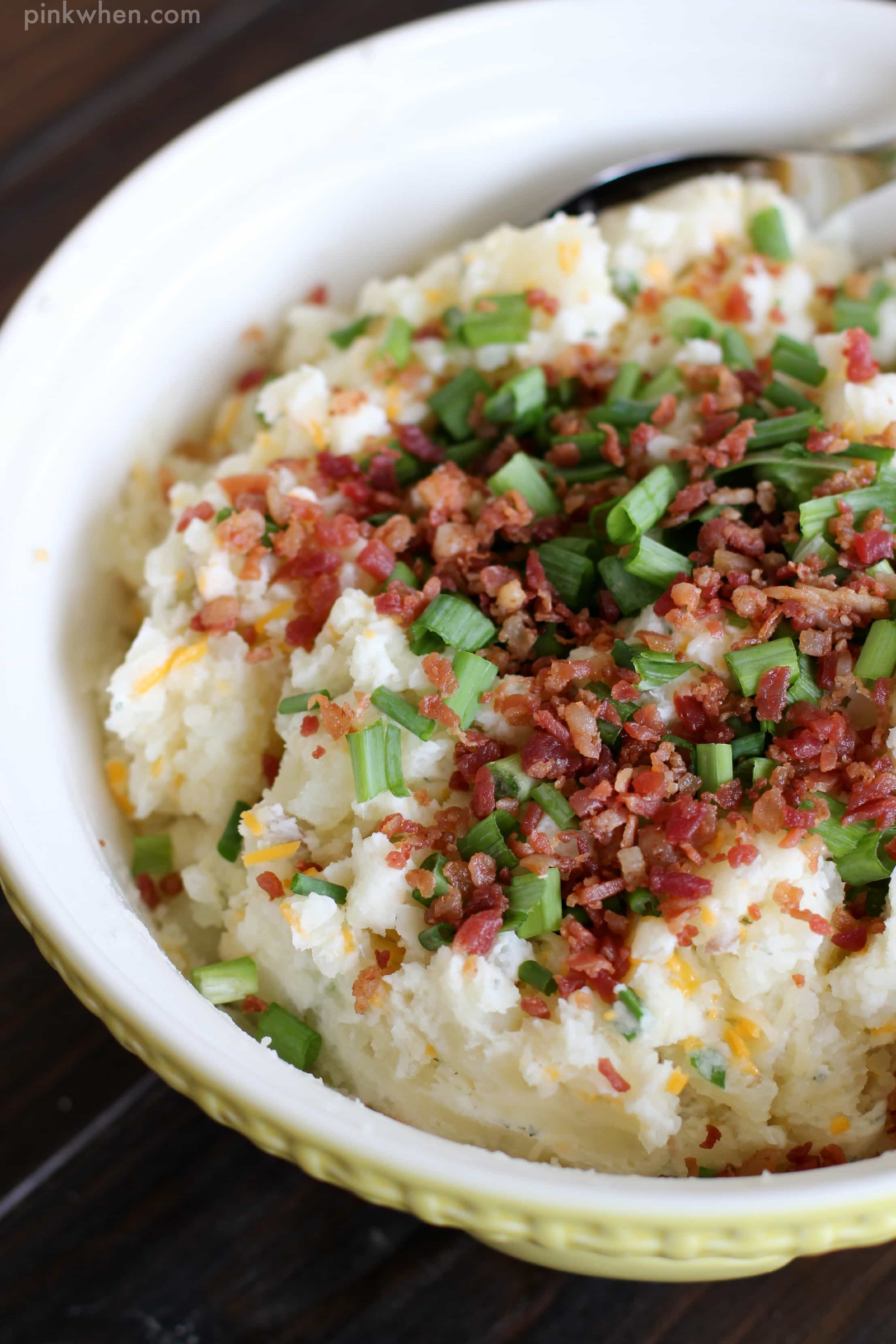 Loaded Barbeque Potato Salad Recipes — Dishmaps