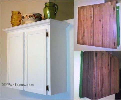 Kitchen Cabinet Refinish Fernandina Beach