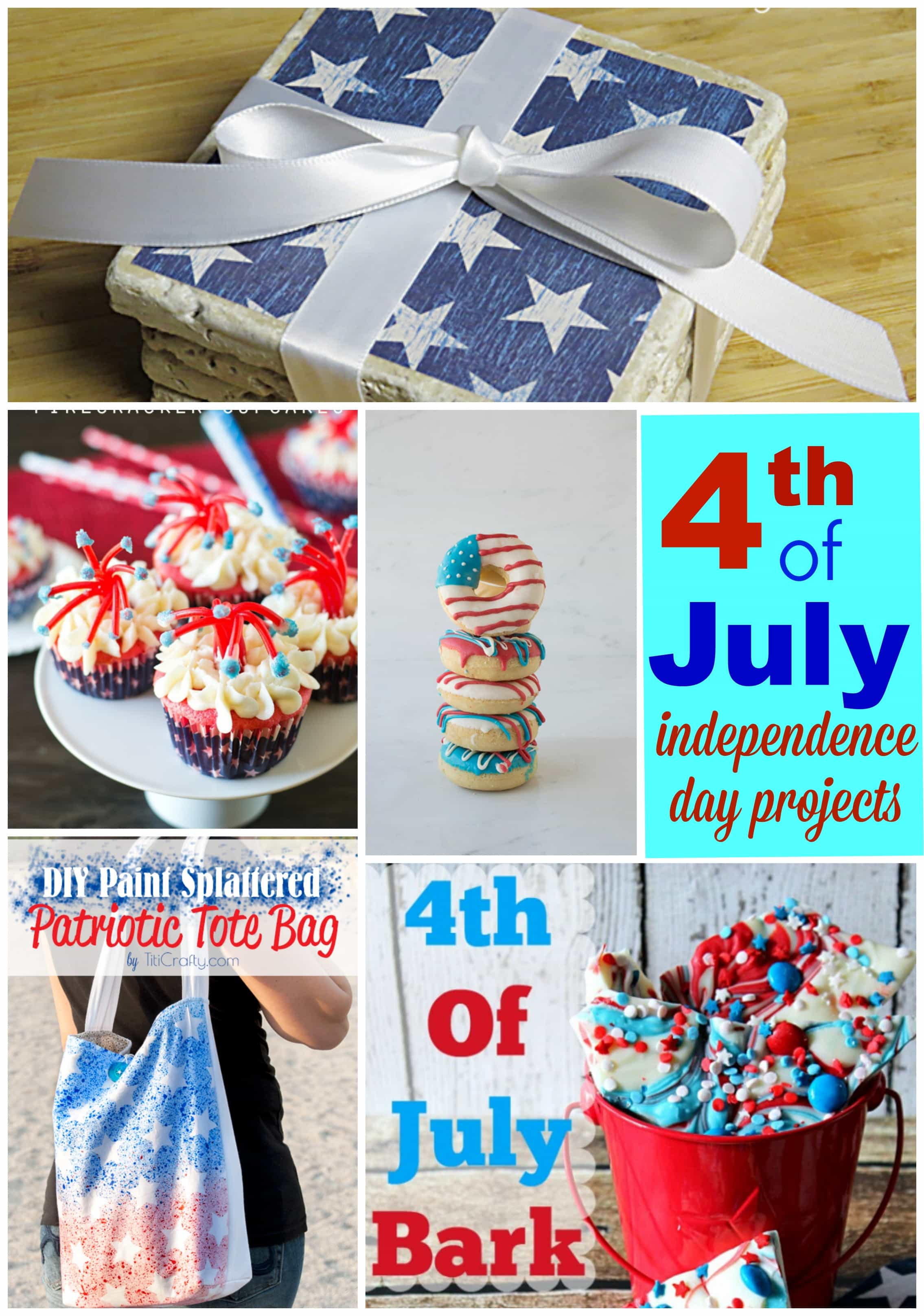 Some Amazing 4th of July Independence Day Ideas!
