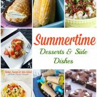 Summertime Desserts & Side Dishes