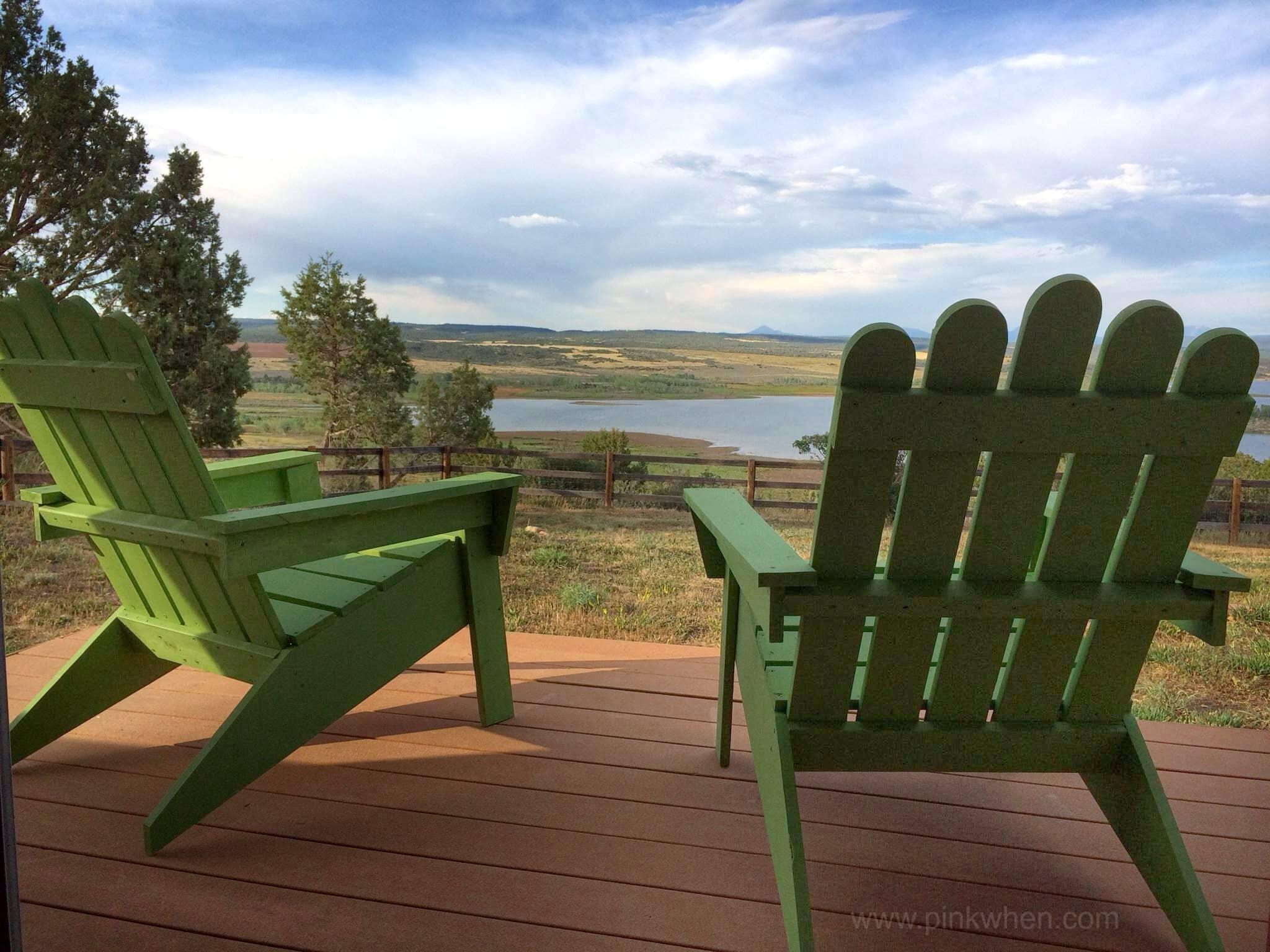 DIY Adirondack Chairs via PinkWhen.com 3