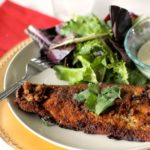 Delicious Pan Fried Trout Recipe via PinkWhen.com