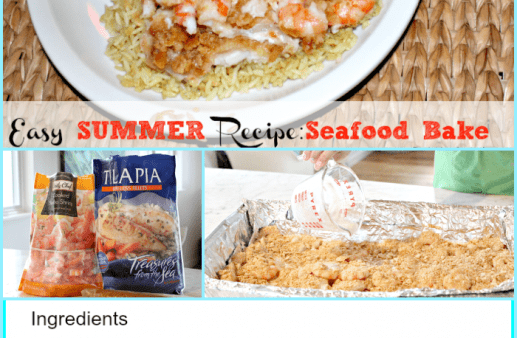 Easy-Summer-Dinner-Recipe-Seafood-Bake-by-Fresh-Idea-Studio-for-PinkWhen.com_