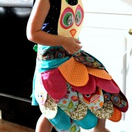 My Little Owl Apron & Confession…