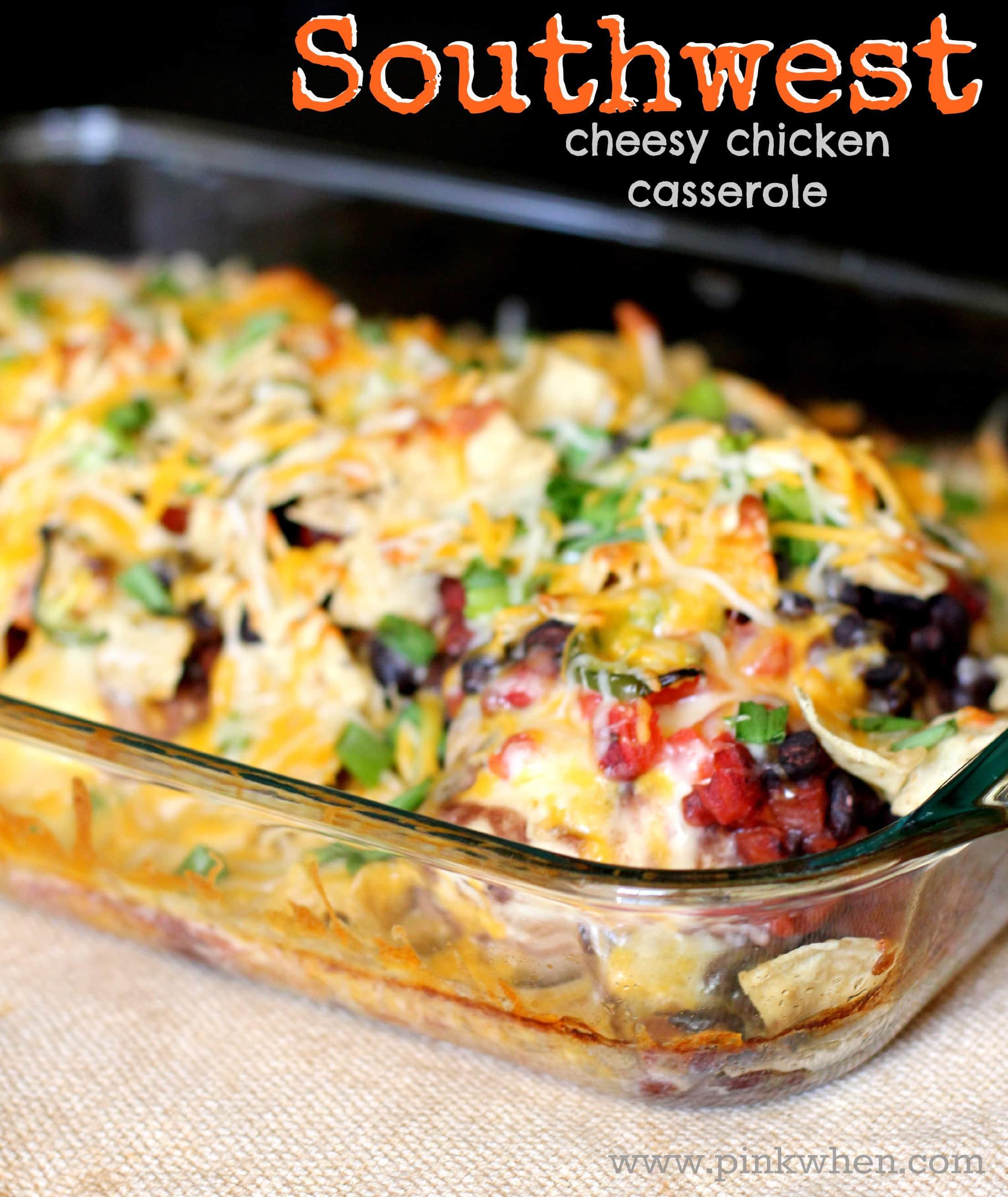 Break through your worn weeknight dinner habits tonight with one of these bubbly chicken casseroles.