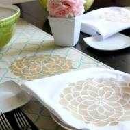 DIY Table & Kitchen Decor