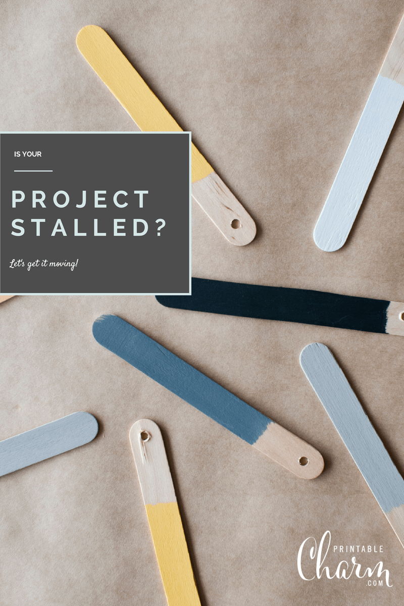 Simple Steps to Complete Projects with a Printable Habit Tracker to Keep Organized and Keep Ownership of your activities!