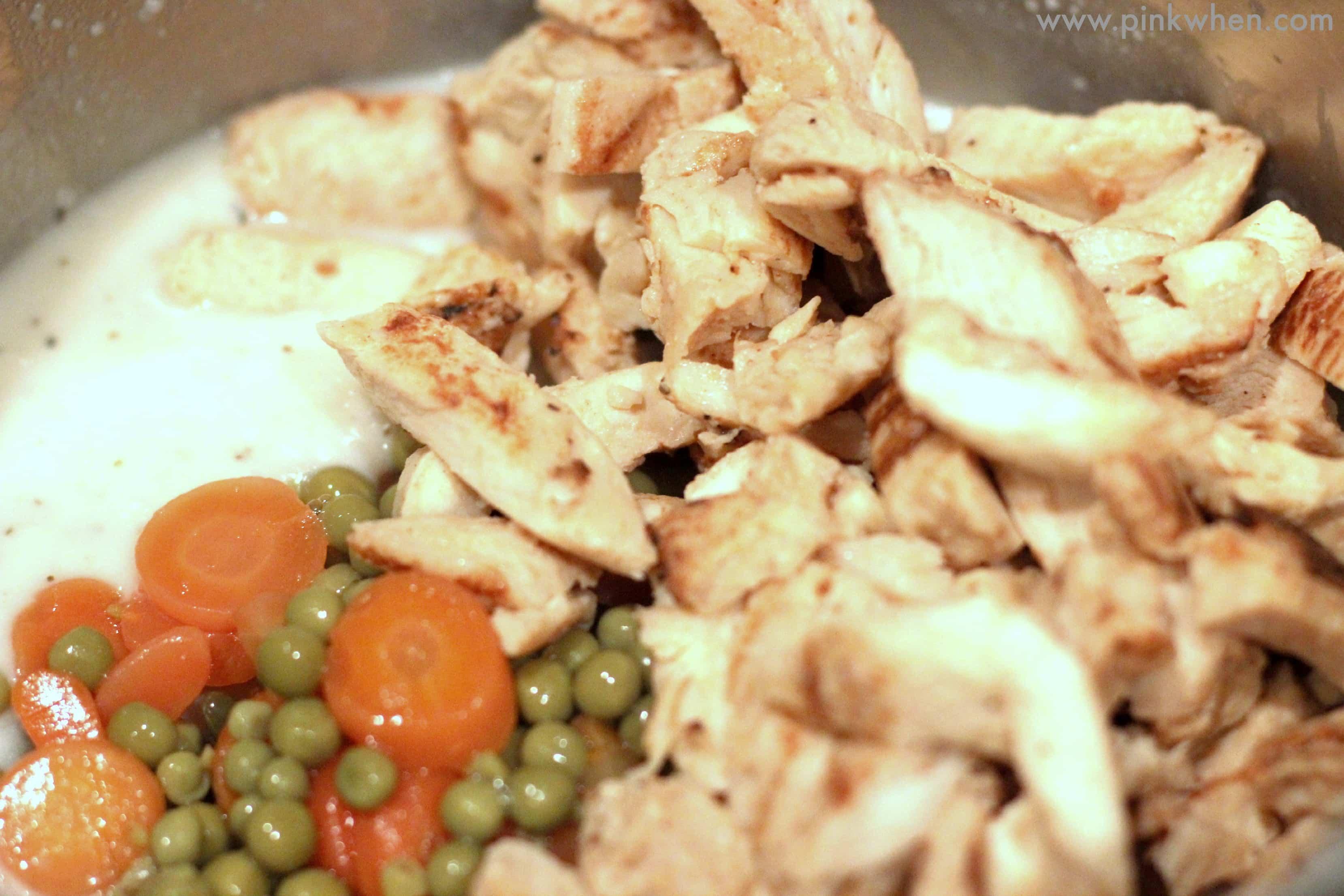 Amazing Chicken Pot Pie Recipe