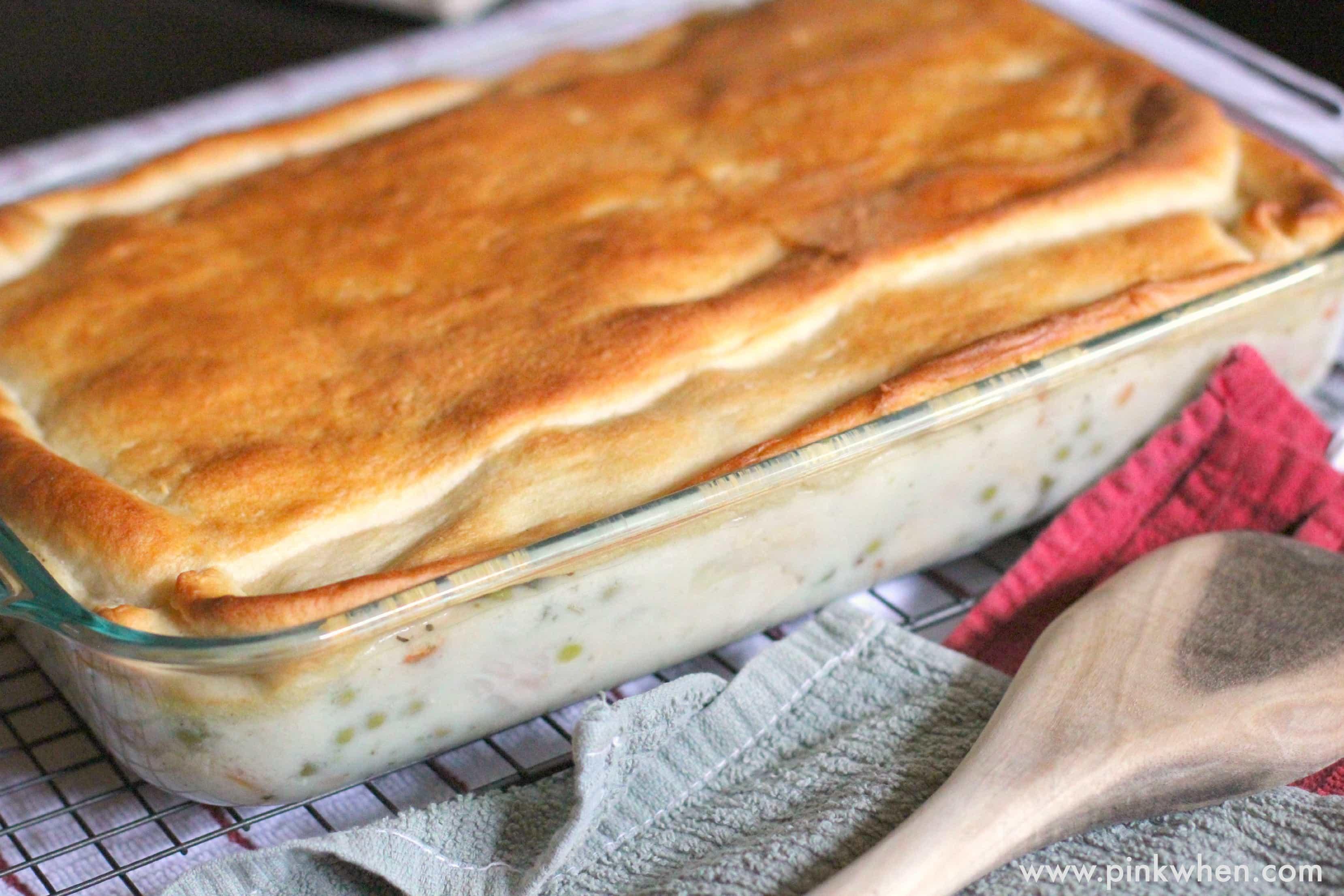 Amazing Chicken Pot Pie Recipe   Page 2 of 2   PinkWhen
