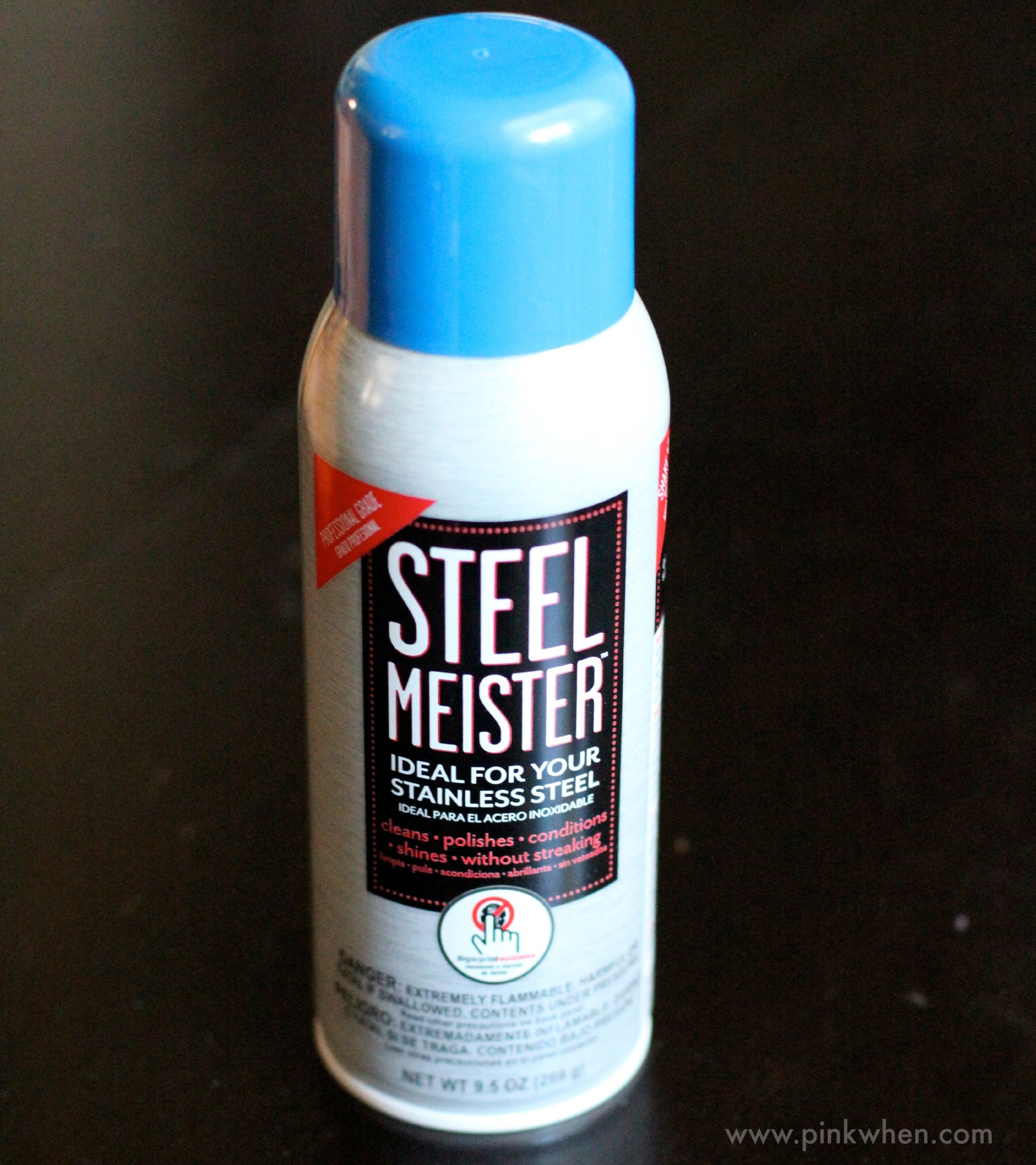 Clean Stainless Steel -  #MeisterCleaners
