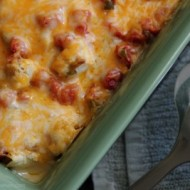 Homemade King Ranch Chicken Casserole