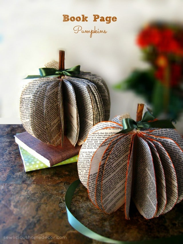 Book-Page-Pumpkins-at-sewlicioushomedecor.com_