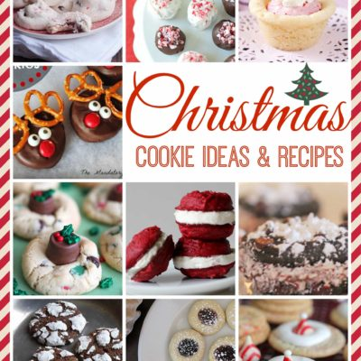 Christmas Cookie Ideas & Recipes