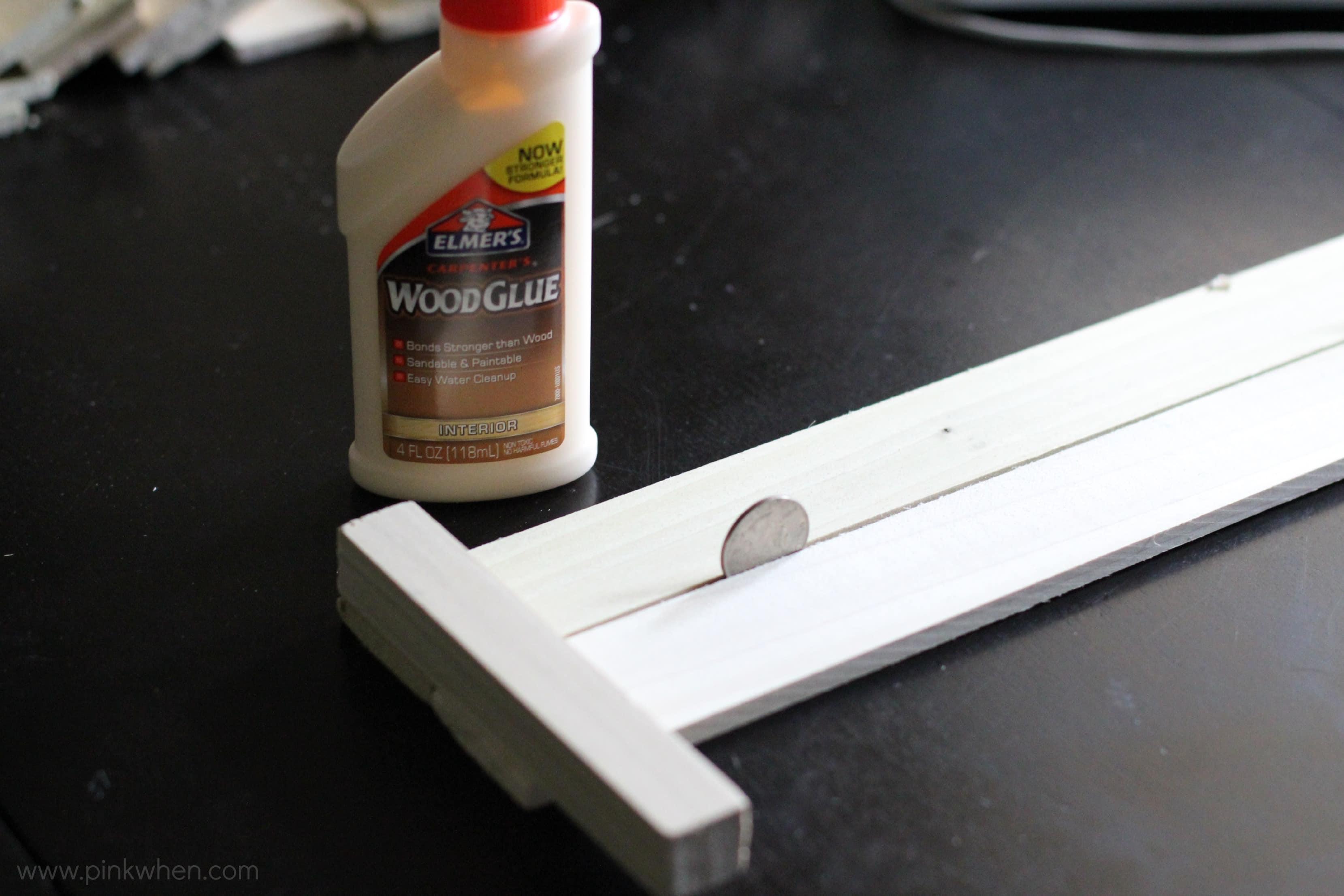 DIY Stackable Slatted Fruit Crates via PinkWhen.com