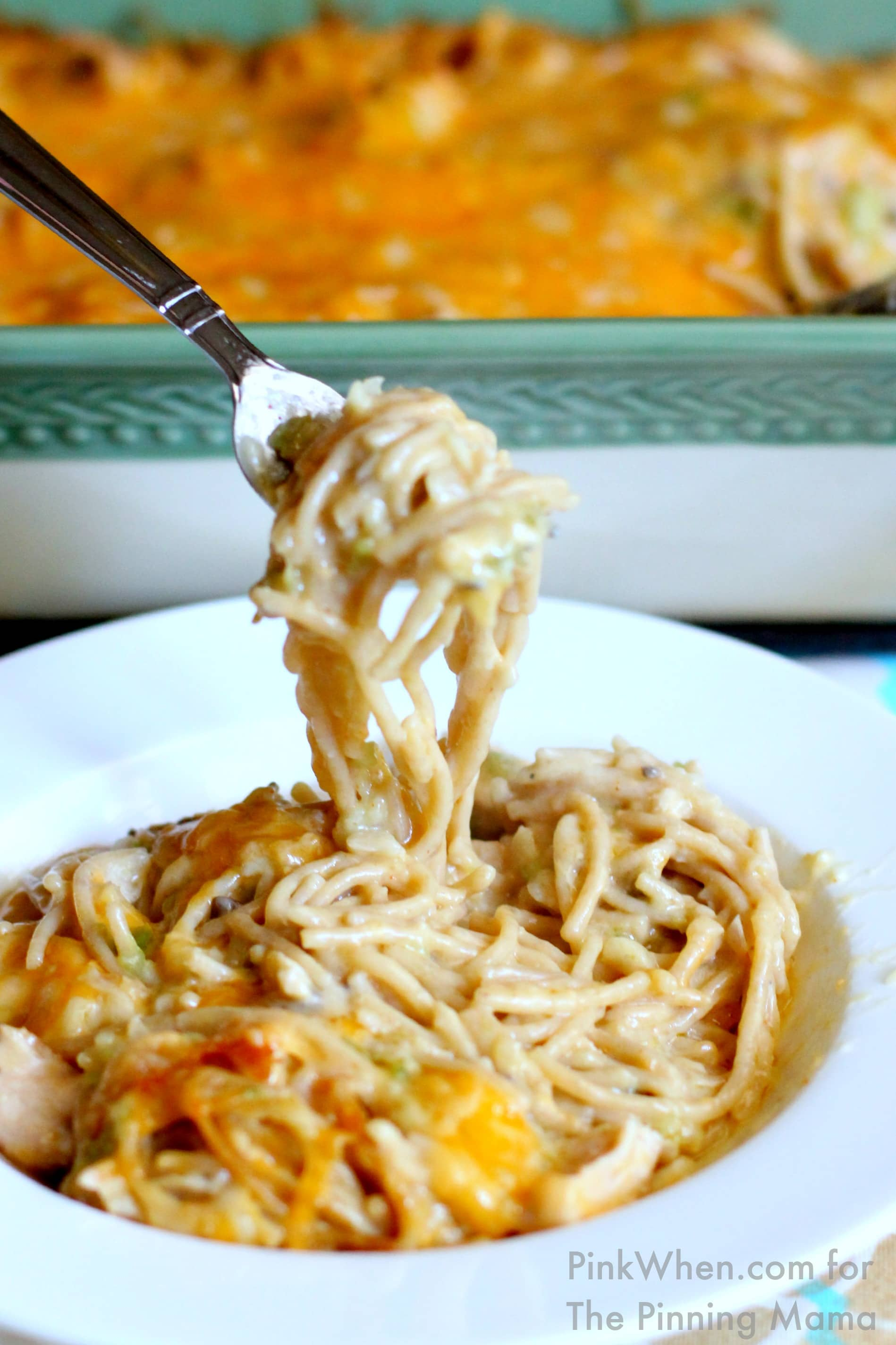 Delicious Chicken Spaghetti Recipe 1