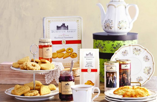 Downton Abbey Products Available at World Market for a limited time only