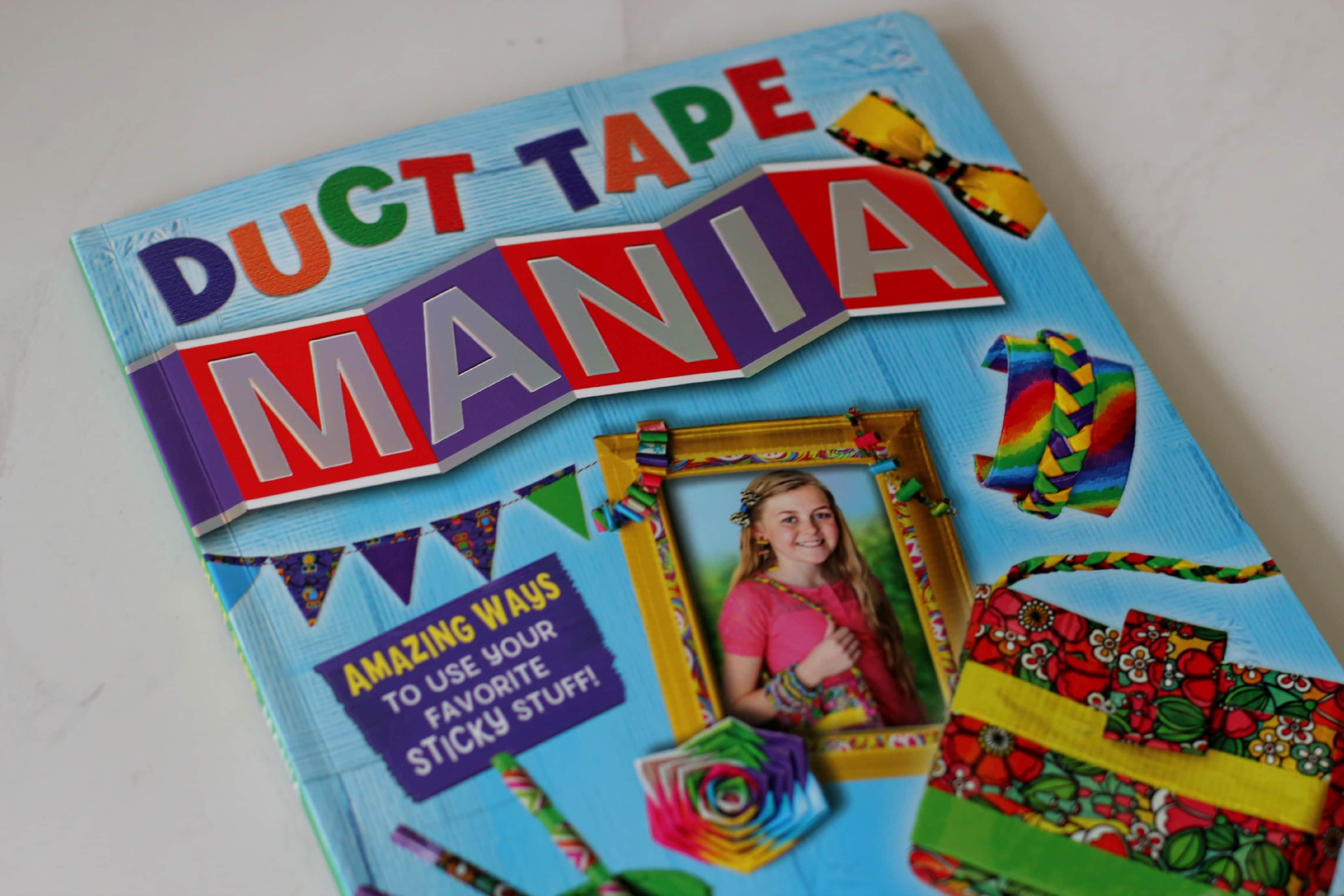 Duct Tape Mania book by Amanda Formaro
