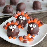 How to Make OREO Turkeys for Thanksgiving