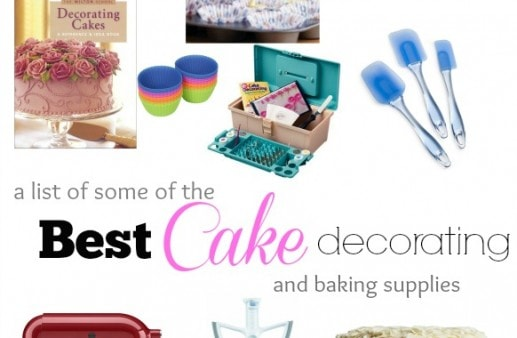 Best Cake Decorating and Baking Supplies