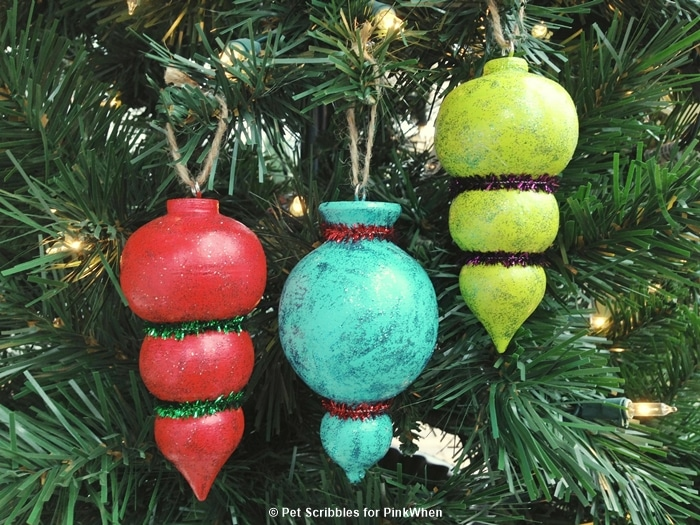 DIY Painted-and-Glittered-Wooden-Ornaments