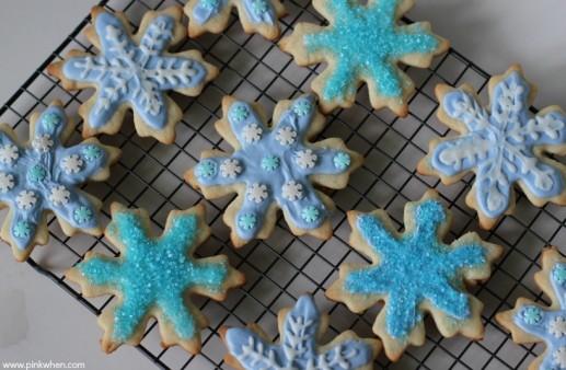 FROZEN Elsa Inspired Cookies 1
