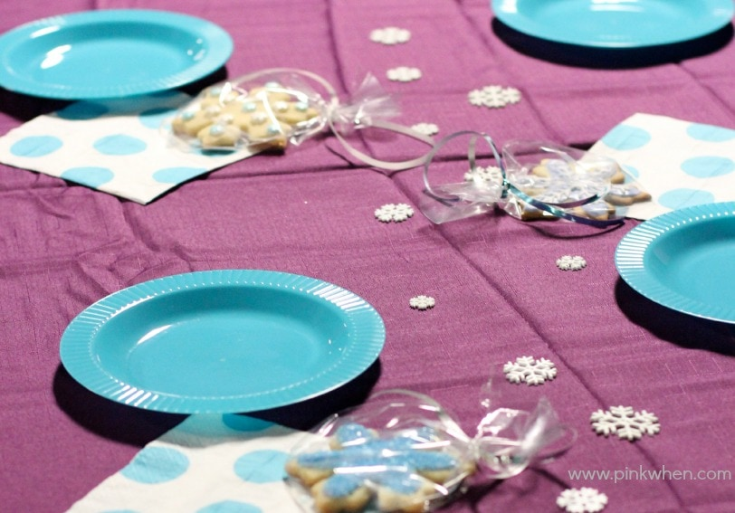 FROZEN Inspired Party Ideas