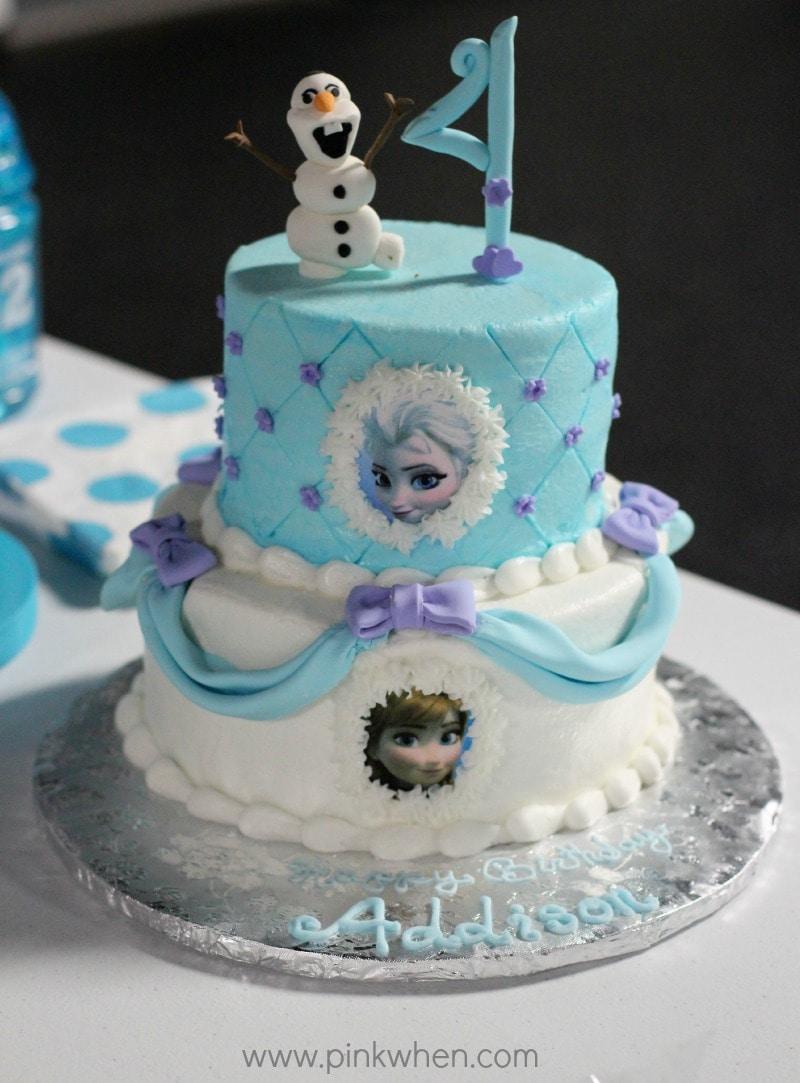 Birthday Cake Round Teenager