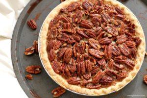 Homemade Pecan Pie Recipe