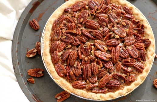Homemade Pecan Pie Recipe