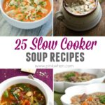 25 Best Slow Cooker Soup Recipes