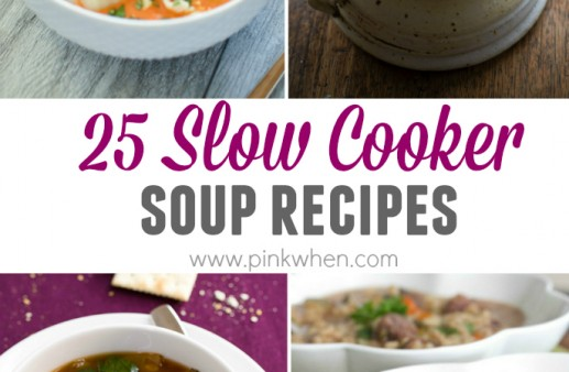 25 Best Slow Cooker Recipes