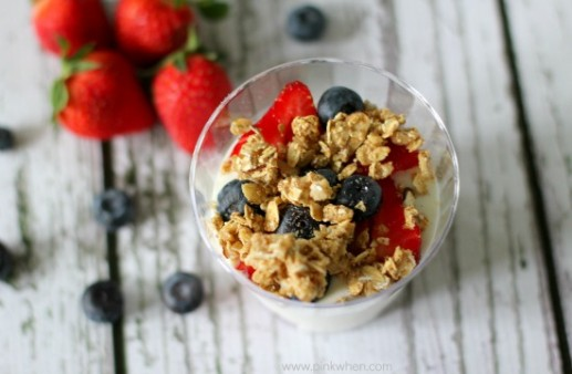 Healthy Snack or Breakfast Recipe