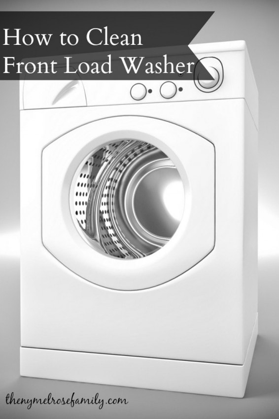 How-to-Clean-Front-Load-Washer