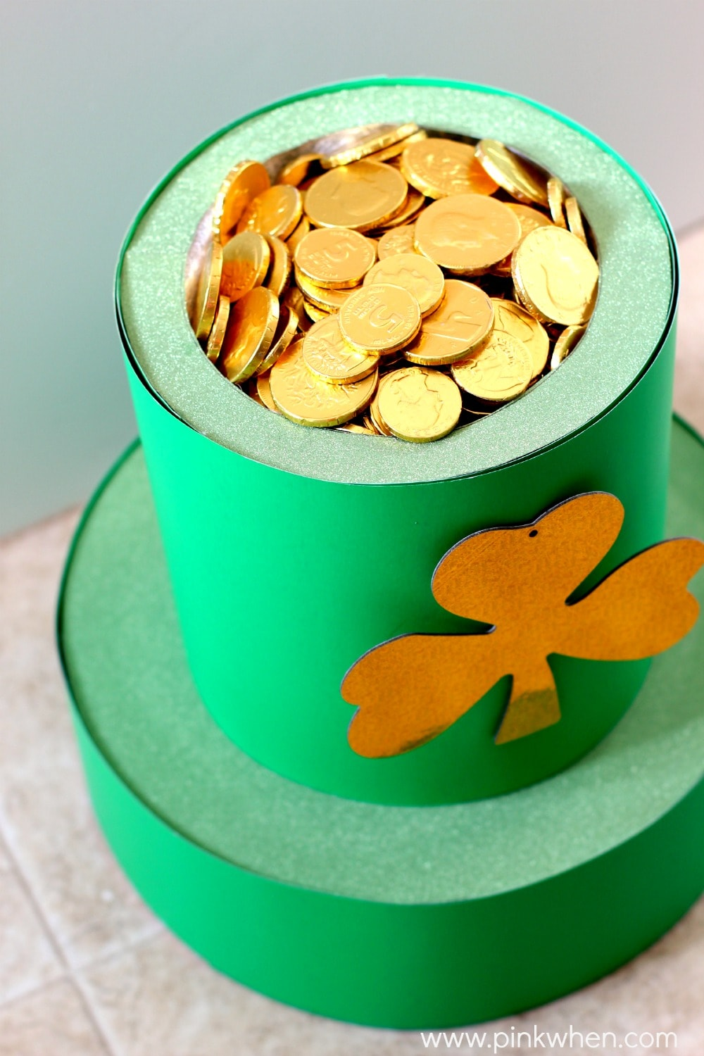 Leprechaun Hat Pot O' Gold