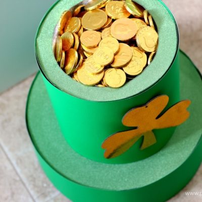 How to Make a Leprechaun Hat with a Pot O' Gold
