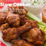 Slow Cooker Hot Wings Recipe