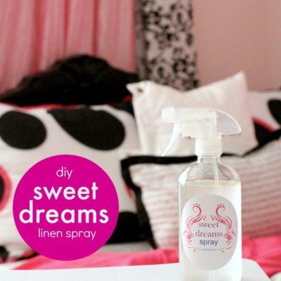 Sweet Dreams Linen Spray