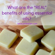 What are the benefits of using essential oils?