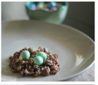 Easter Nest Snack