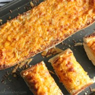 How to Make Easy Cheesy Garlic Bread