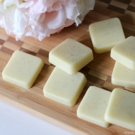 How to Make Homemade Lavender Lotion Bars