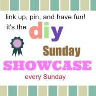 diy Sunday Showcase 10/3, & Favs!