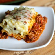 World's Greatest Lasagna Roll Ups Recipe