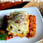 World's Greatest Lasagna Roll Ups Recipe via @PinkWhen