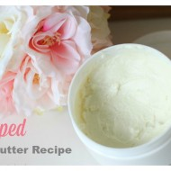 diy Moisturizing Body Butter recipe