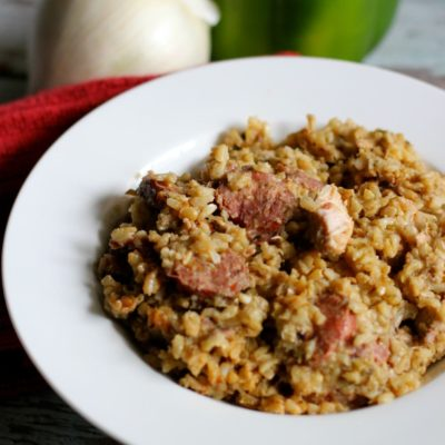 How to Make the Best Chicken and Sausage Jambalaya