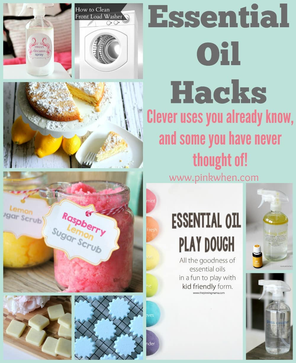 Clever Uses for Essential Oils