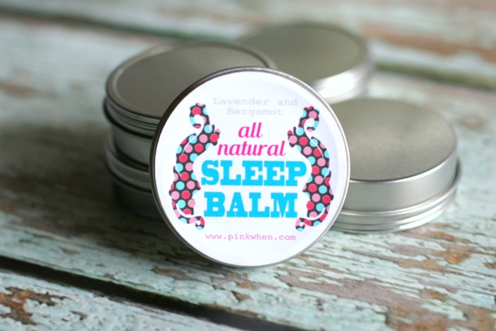 DIY Sleep Balm