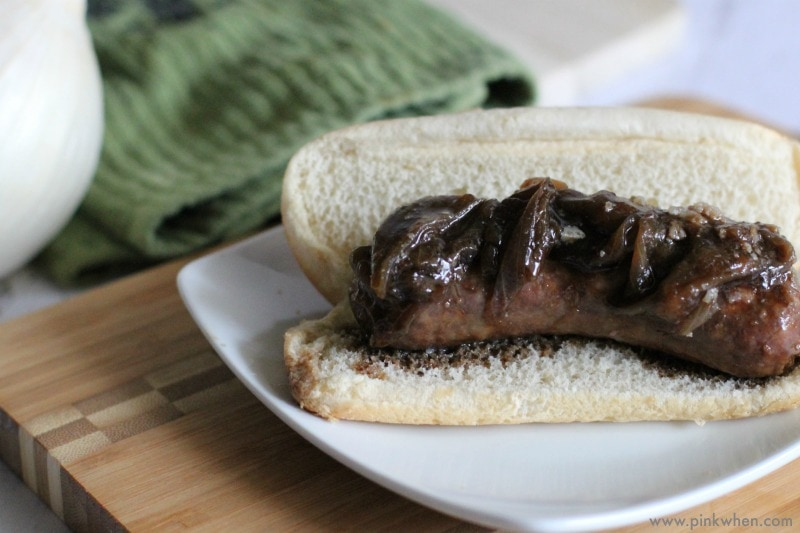 Guinness and Brats Grilling Recipe